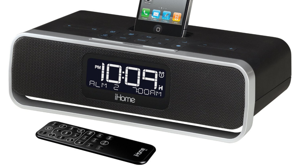 ihome id91 radiowecker im test audio video foto bild. Black Bedroom Furniture Sets. Home Design Ideas