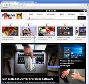 SmartUp Gestures für Chrome