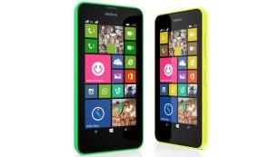Nokia 630 Dual SIM©Nokia