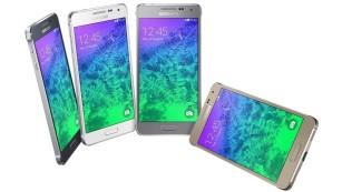 Samsung Galaxy Alpha©Samsung