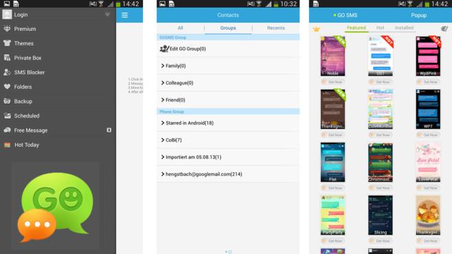 Go SMS Pro ©GO Dev Team