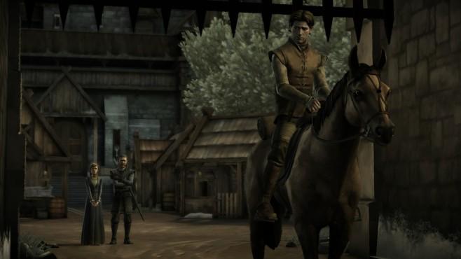 Game of Thrones: Pferd©Telltale Games