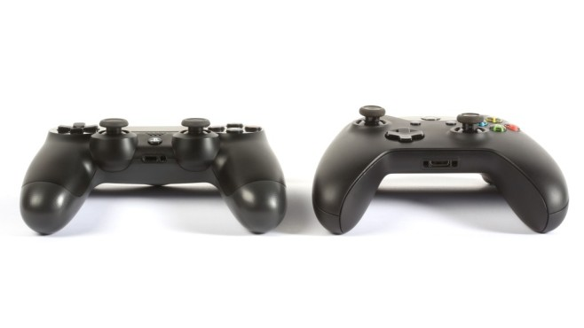 Controller-Duell: Unten ©Computer Bild Spiele