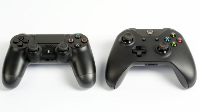 Controller-Duell: Vorne ©Computer Bild Spiele