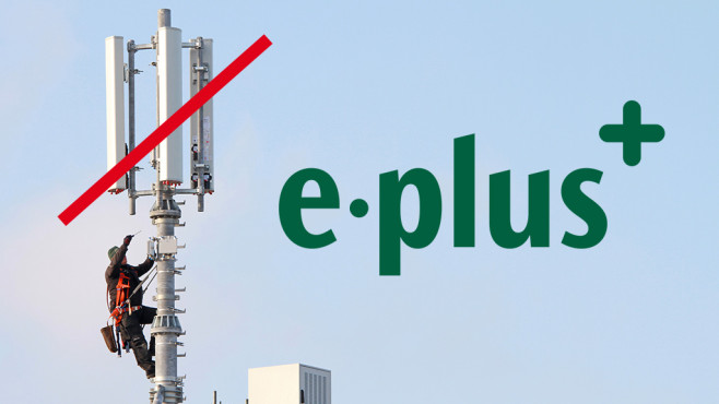 LTE-Netz von E-Plus wird abgebaut E-Plus baut sein eigenes LTE-Netz auf 1800 MHz ab.©E Plus, Kara – Fotolia.com