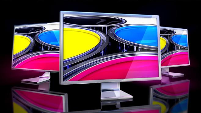 Bildschirm kalibrieren©Frank Peters – Fotolia.com