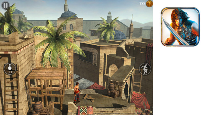 Prince of Persia – The Shadow and the Flame ©Ubisoft