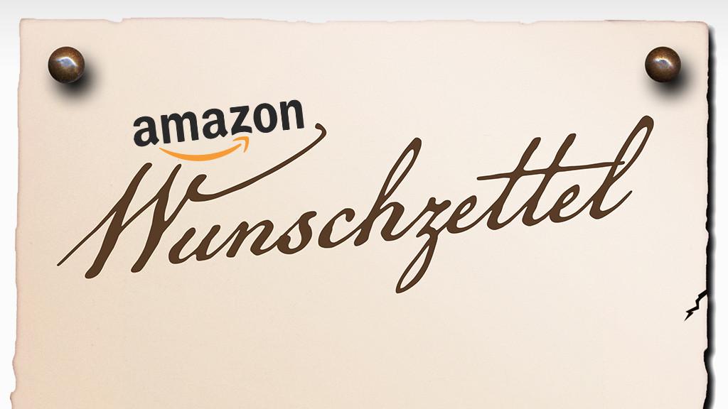 So erstellen Sie den perfekten Amazon Wunschzettel - COMPUTER BILD
