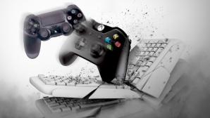PS4 und XBox One©Acer, Alienware, Sony, Microsoft