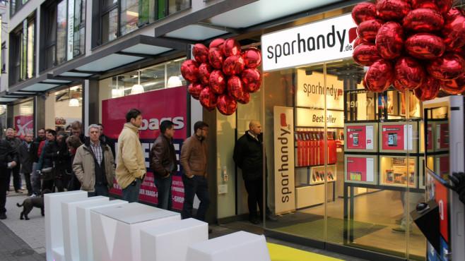 Sparhandy.de Flagship Store Köln©Sparhandy.de