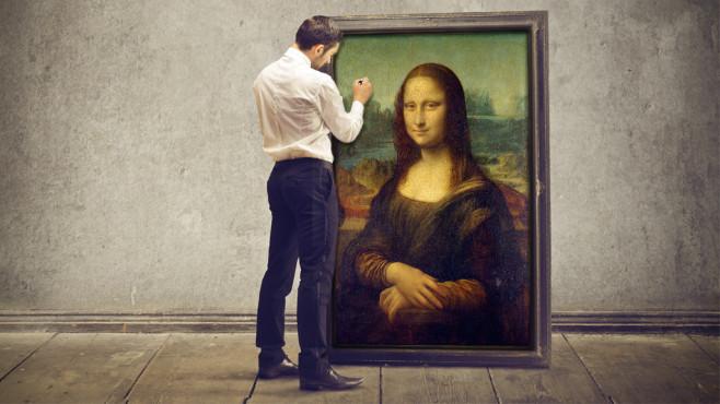 Mona Lisa ©olly - Fotolia.com