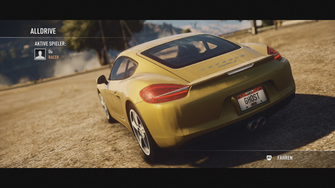 Rennspiel Need for Speed – Rivals: Porsche ©Electronic Arts