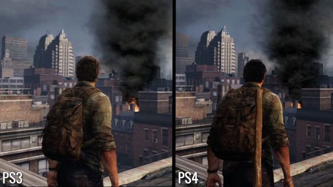 The Last of Us – Remastered ©Sony