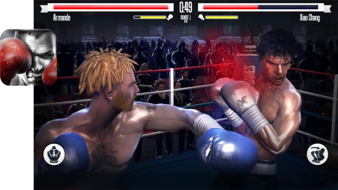 Real Boxing ©Vivid Games