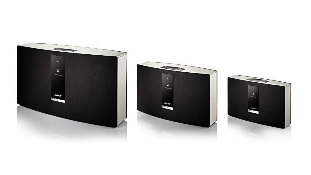 Bose Soundtouch Wlan Lautsprecher Im Test Computer Bild