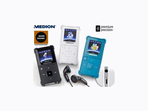 MP3-Player: Medion E60063, erhältlich bei Aldi Süd ©Aldi Süd