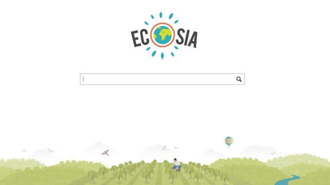 Ecosia für Chrome ©Ecosia