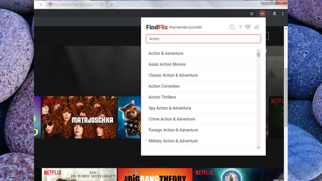 Netflix Super Browse für Chrome © COMPUTER BILD