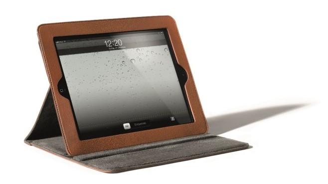 iPad-Lederhülle ©Tchibo