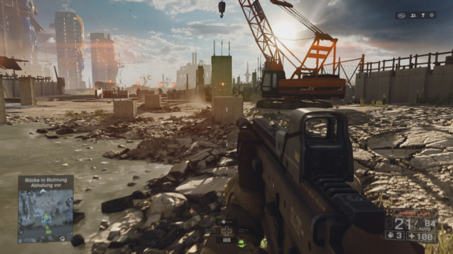 Actionspiel Battlefield 4 © Electronic Arts