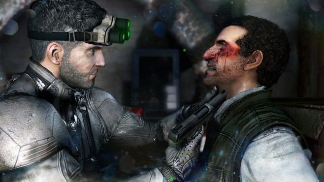 Actionspiel Tom Clancy's Splinter Cell – Blacklist © Ubisoft