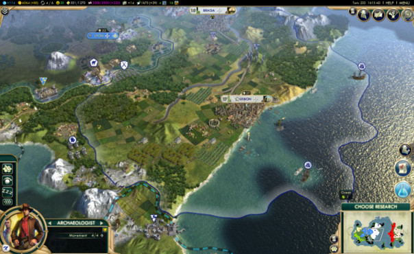 Civilization 5 – Brave New World © 2K Games