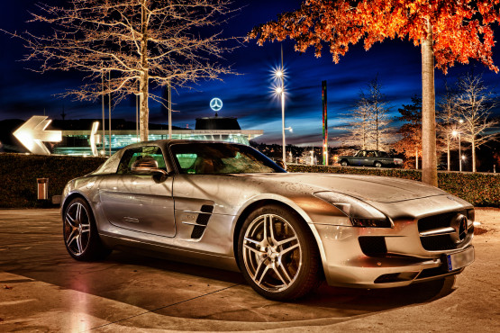 Mercedes SLS © ReneUnger