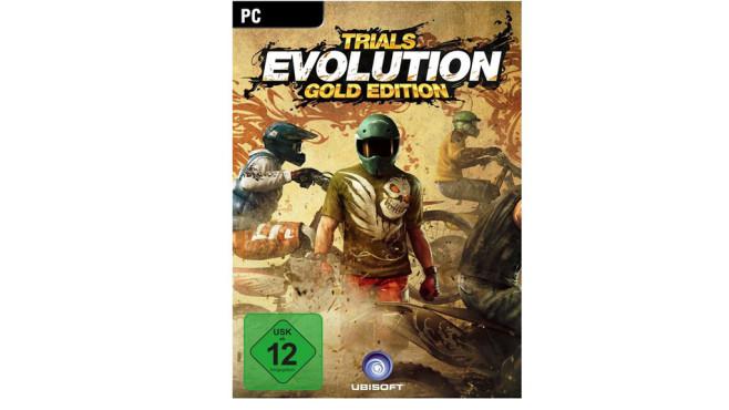 Trials Evolution - Gold Edition (PC) ©Amazon