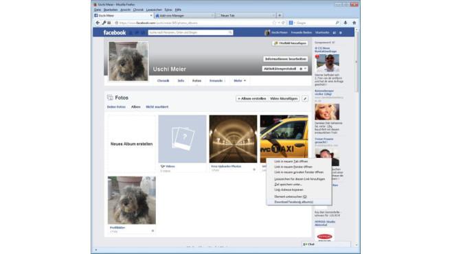 Facepaste ©Screenshot COMPUTER BILD