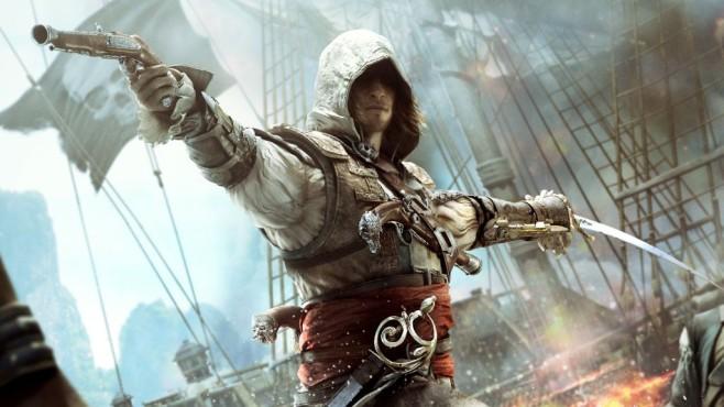 Assassin's Creed 4: Black Flag ©Ubisoft