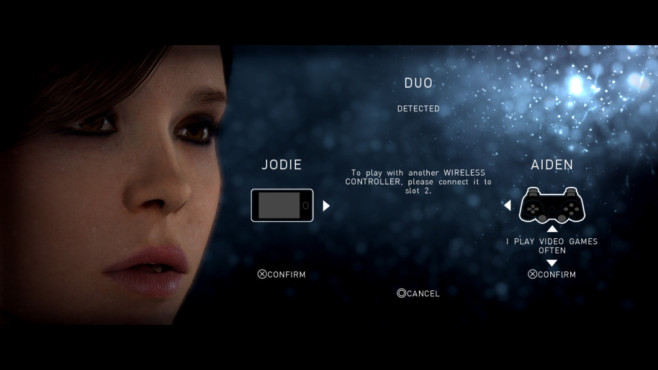 Beyond – Two Souls (PS3) ©Sony