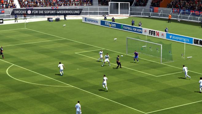 Fifa 14 (PS3) ©Eletronic Arts