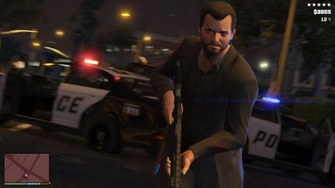 GTA 5 (PS3) ©Rockstar Games