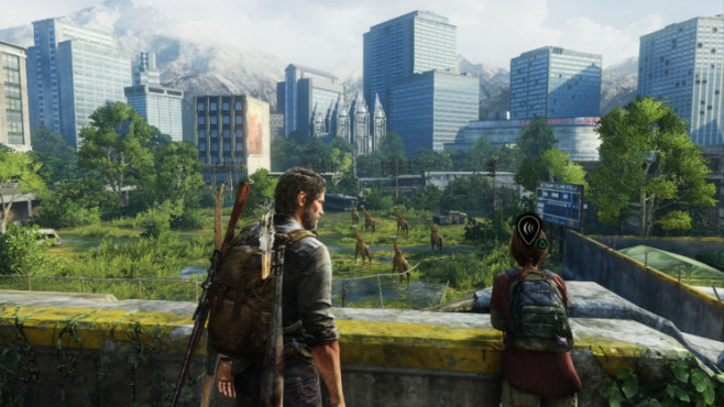 The Last of Us (PS3) ©Sony