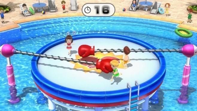 Wii Party U mit Wii Remote Plus (Wii U) ©Nintendo