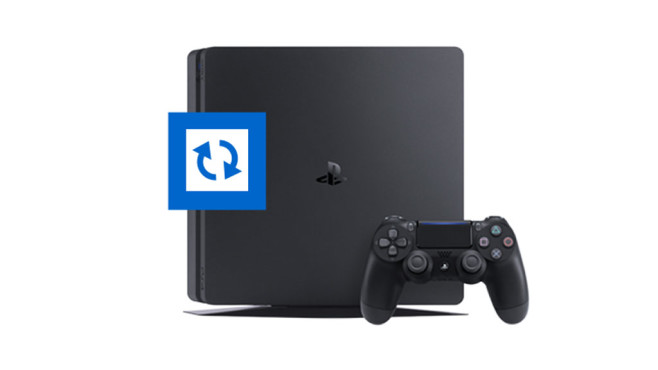 PS4-Update: Firmware 7.00 © Sony