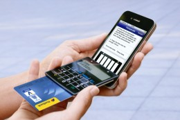 Chip-TAN-Gerät fürs Smartphone©Postbank