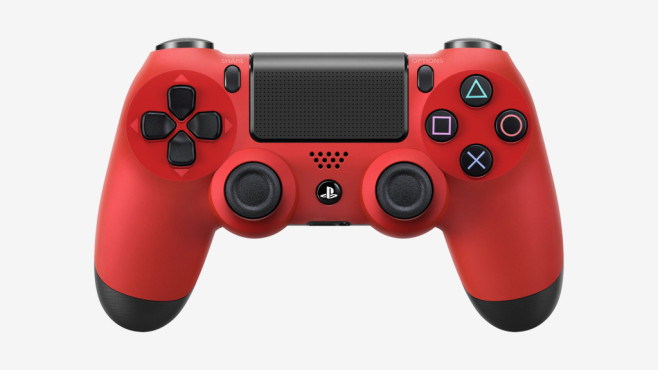 PS4 Controller © Sony