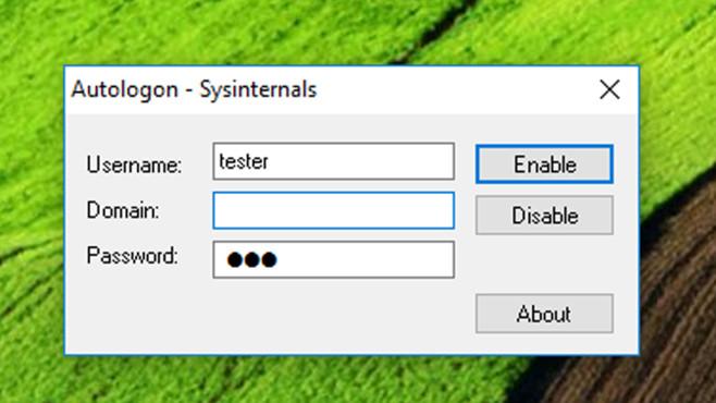 Autologon: Windows-Konto ohne Passwort nutzen ©COMPUTER BILD