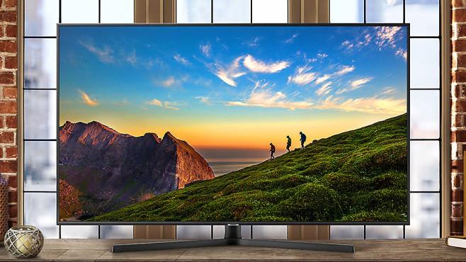 Samsung UE55NU7409©Samsung