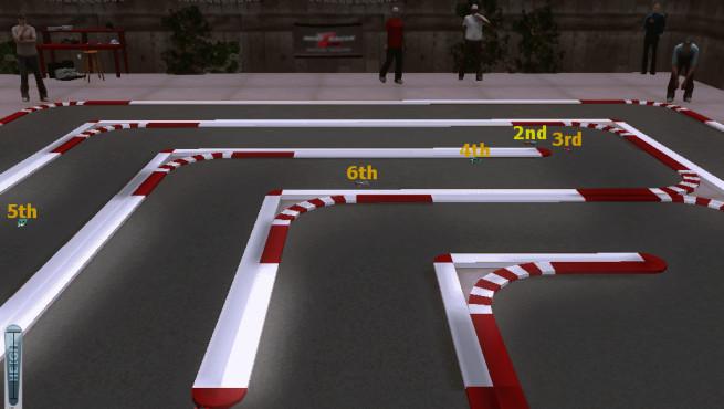3D RC Racing: Rennstrecke ©RedHillGames