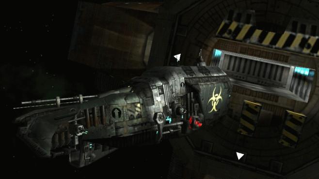 Oolite: Spacedock ©James Ayton