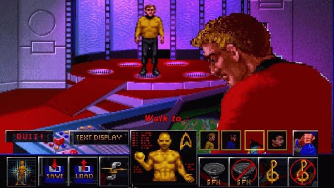 Star Trek Fyne: Scotty ©JH-Games
