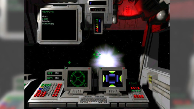 Wing Commander: Privateer Gemini Gold ©Privateer Gemini Gold Project