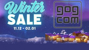 GOG.com Winter-Sale © GOG.com