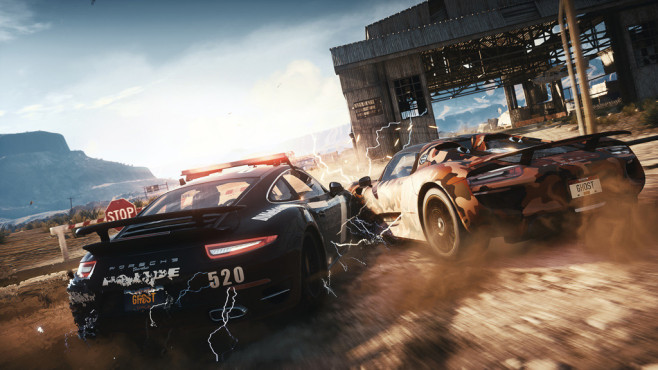 Need for Speed – Rivals ©Electronic Arts