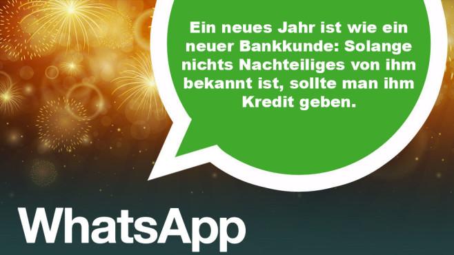 Whatsapp Die Besten Neujahrsgrusse Bilder Screenshots Computer Bild