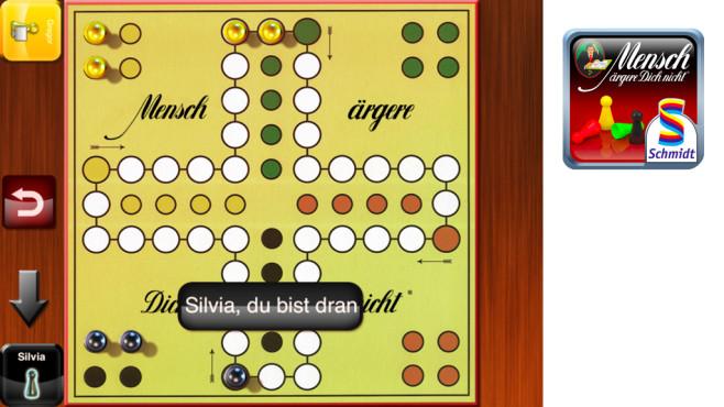 Mensch ärgere Dich nicht! ©b-interaktive GmbH