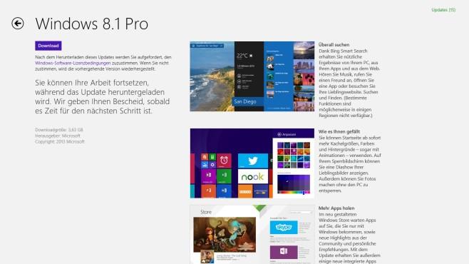 Windows Store ©COMPUTER BILD