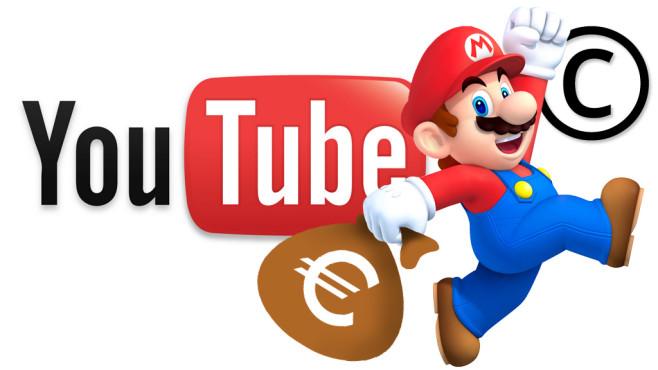 YouTube Content ID©Nintendo, Pekchar - Fotolia.com